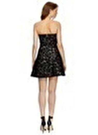 Missguided Elbise Siyah